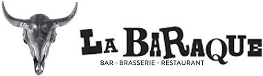 La Baraque I Restaurant – Bar – Live Music I Val d'Isère Logo